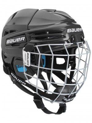 40592a512c8 Bauer Prodigy Hockey Helmets w Cage Yth