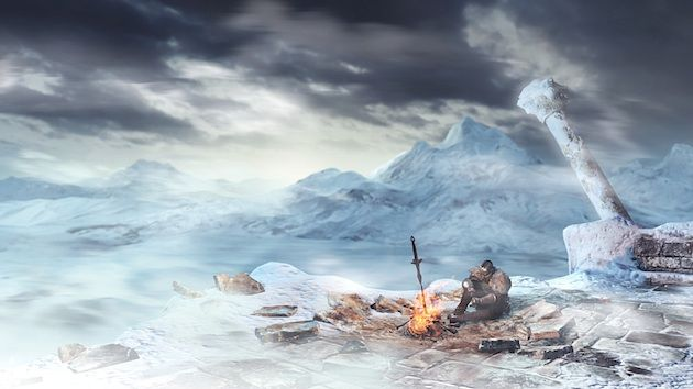[Test] DLC Dark Souls 2 : Crown of the Ivory King