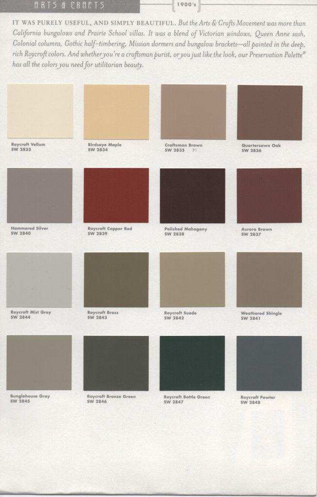 Historic Paint Colors Pt 2 Exterior Paint Colors For House