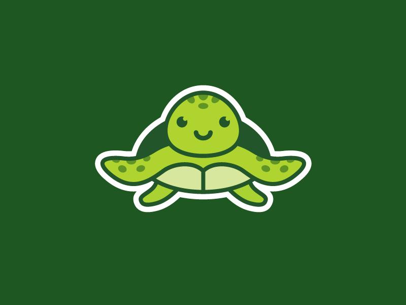 Sea Turtle Opt 1 Cute Turtle Cartoon Cartoon Turtle Sea Turtle Drawing