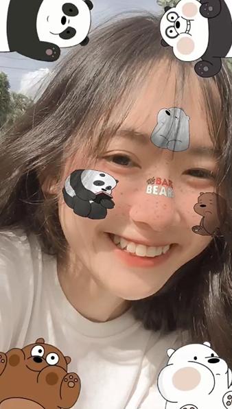 filter instagram bear girl cute trong 2020 Hình ảnh, Dễ
