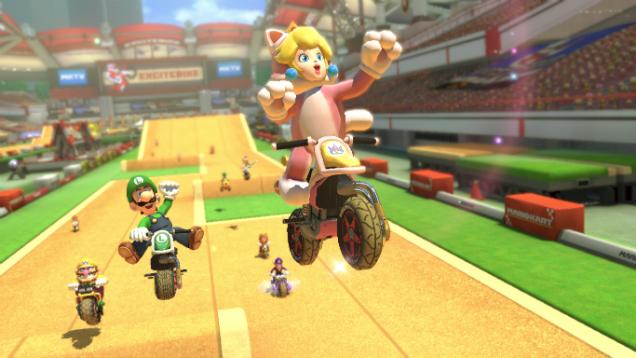 Mario Kart 8 Courses Ranked Mario Kart Mario Kart 8 Ten Games