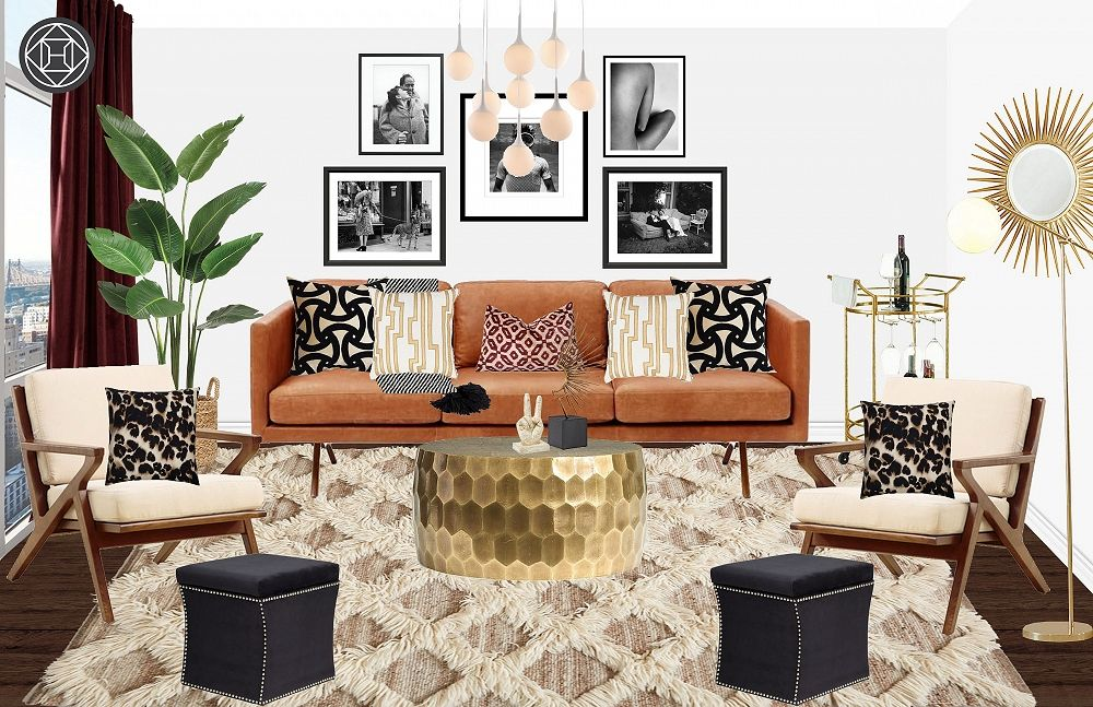 Living Room Design Online Fascinating Designhavenly Interior Designertest  Bachelorette Finale Inspiration Design