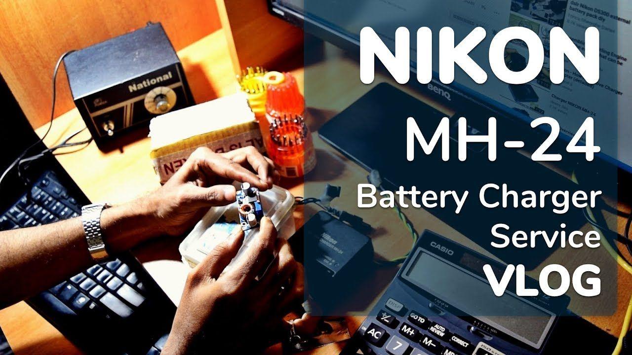 340 Nikon Mh 24 D5300 Dslr Camera Battery Charger Diy Repair Service Camera Battery Charger Diy Repair Digital Camera Accessories