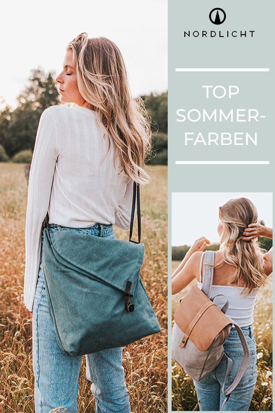 Die Trendfarben für den Sommer