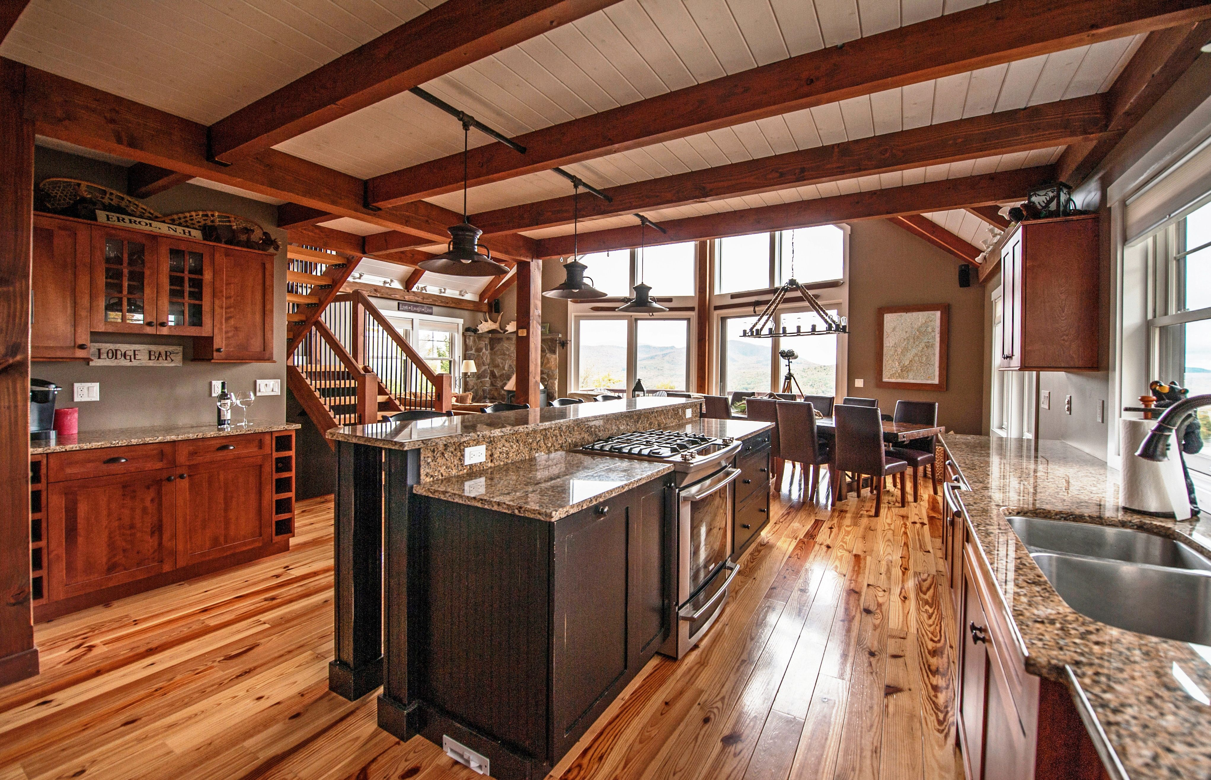 Upscale Living In Small Homes Barn Style House Plans Barn Style House Yankee Barn Homes