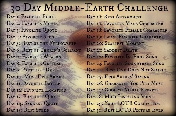 30 day middle earth challenge. Day 31: Weirdest screen cap. Day 32: Isengard or Mordor.  Day 33: scene that makes me laugh. Day 34: Ugliest Orc  Day 35: Gondor or Rohan.  Day 36: Place I would like to visit most. Day 37: Favorite couple.