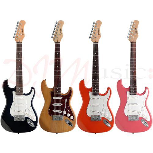 Stagg 3 4 Electric Guitars Electric Guitar Kids Electric Guitar Guitar
