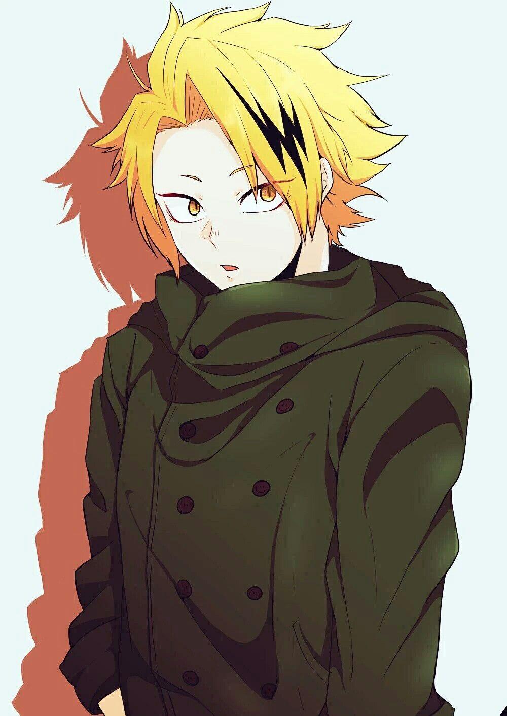 My Hero Academia Kaminari Denki