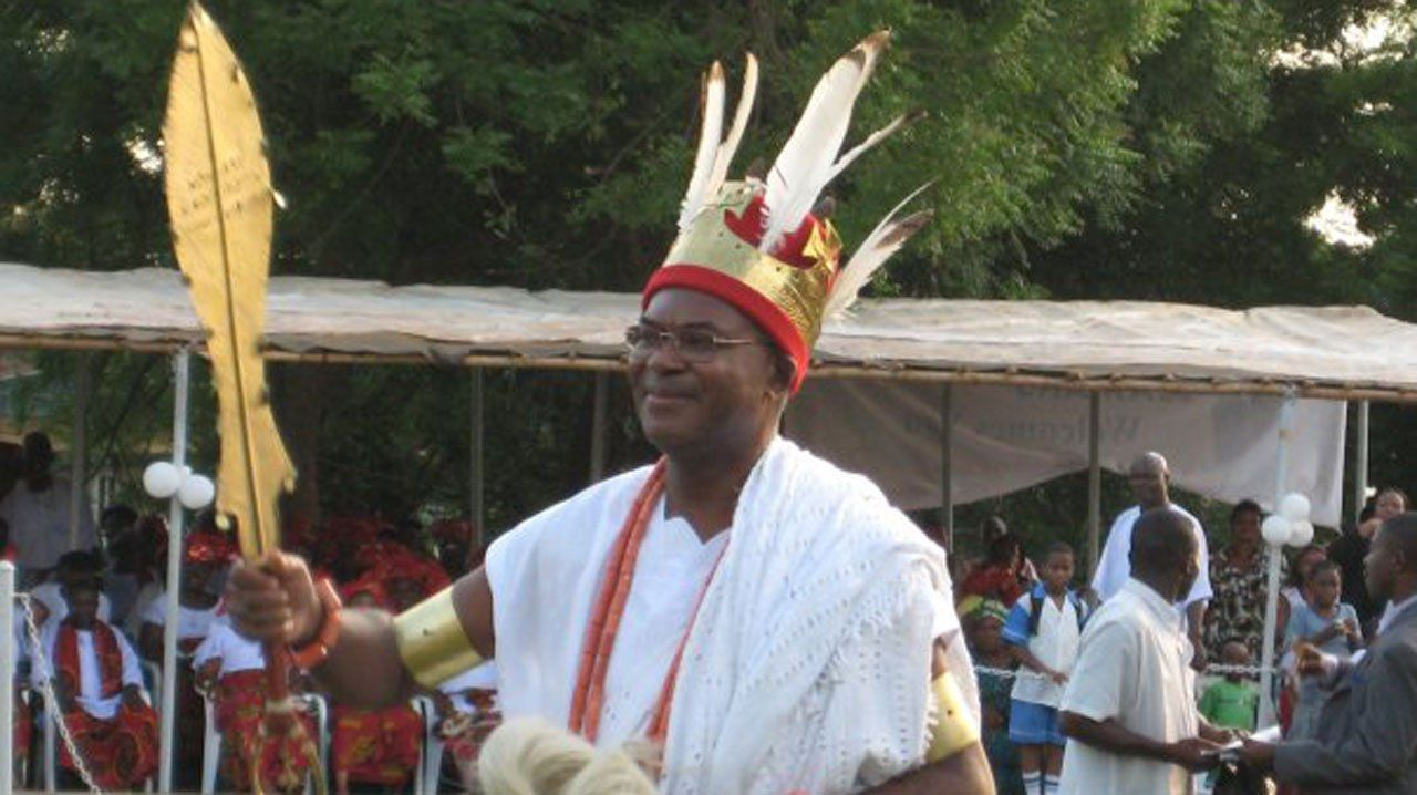 Obi Of Onitsha Inaugurates 2nd Edition Of Golibe Festival