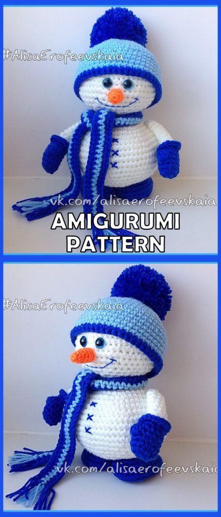 Amigurumi Doll And Animal Bear Dog Bunny Free Crochet Patterns - Amigurumi Free Patterns #christmascrochetpatterns