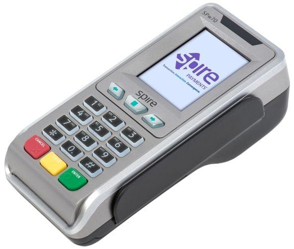 Secure Payment Solutions Credit Card Machine Money Safe Box Cash Register