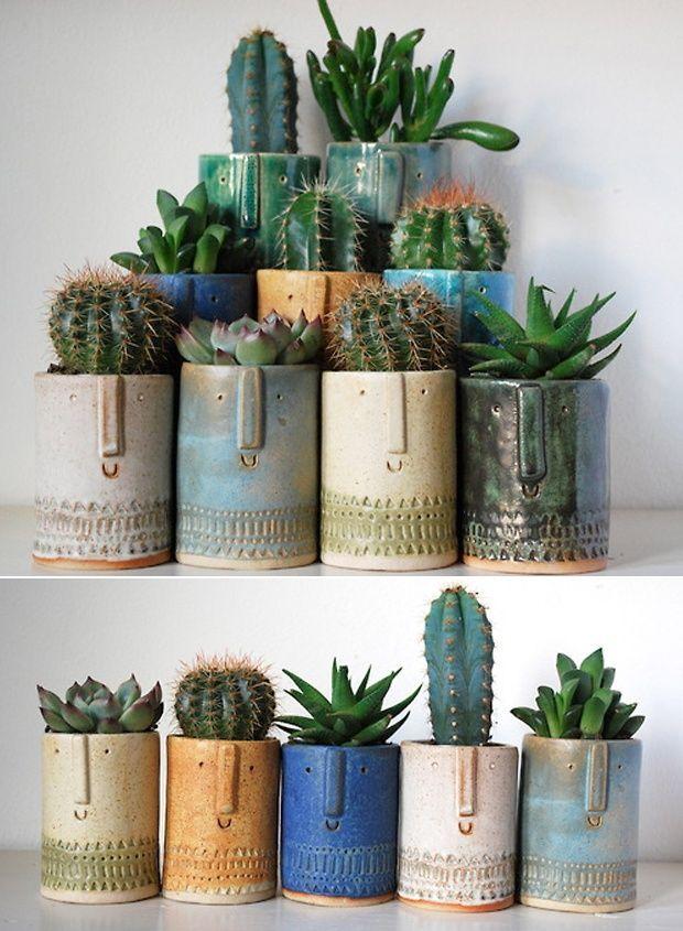 Sukkulenten für einen einfachen Indoor - Garten Mein Dekoratives #plantsindoor