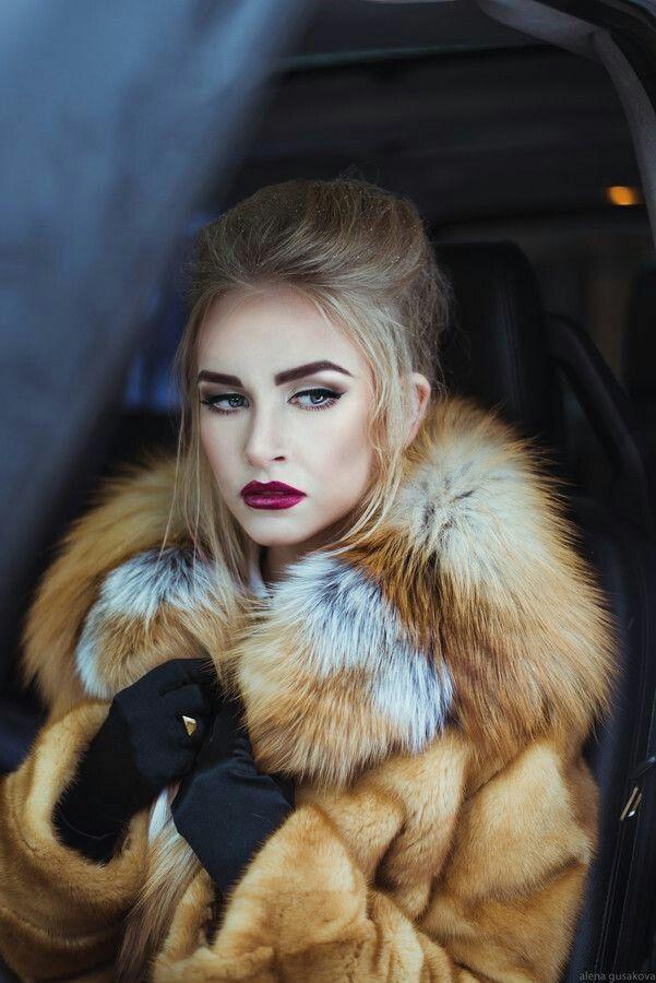 Supergoddess Vintage Fur Fashion