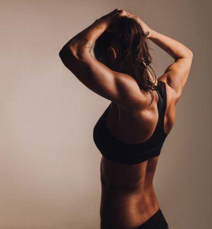 Fitness Model Female Muscular Women 24+ Best Ideas #fitness #femalefitness