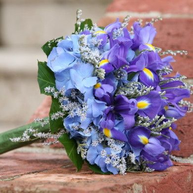 FOLLOW THE COLOUR TREND ON FLOWERS AND BE GLAMOROUS !