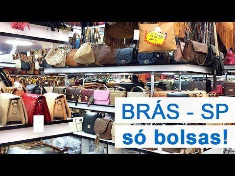 Brás - Onde comprar Bolsas - muito barato!!! - YouTube  462d87eb9