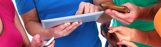 ¿Cómo es el día a día de los adolescentes adictos a la tecnología?