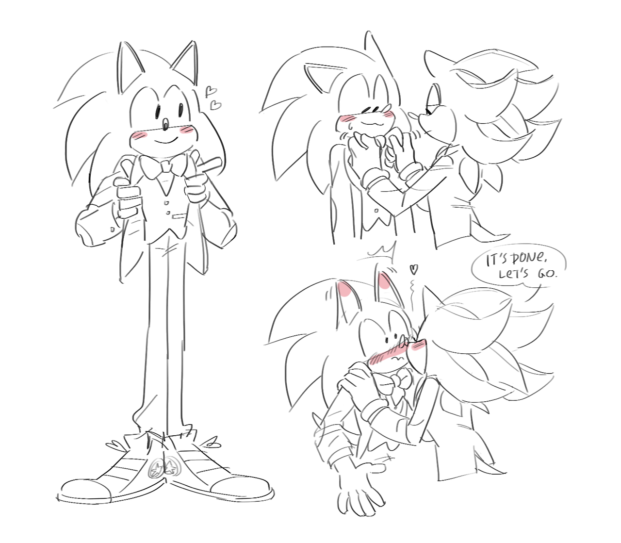 About Shadow The Hedgehog