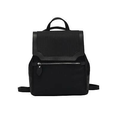 Photo of RUCKSACK Cityrucksack Shopper Backpack Schultertasche Leder Optik Freizeit bag: …