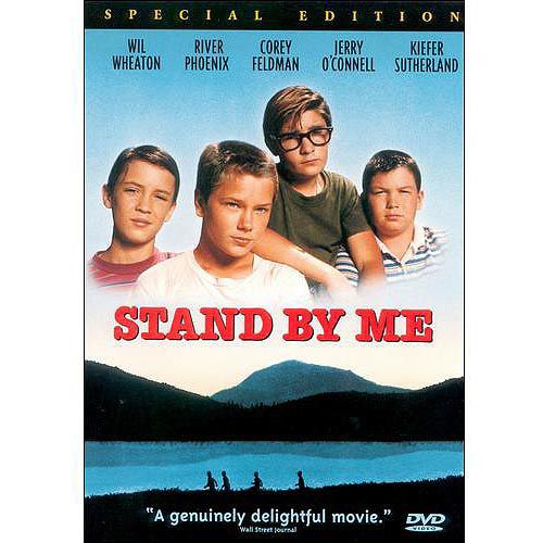 Stand By Me Dvd Walmart Com In 2020 Childhood Movies Movies Worth Watching Stand By Me