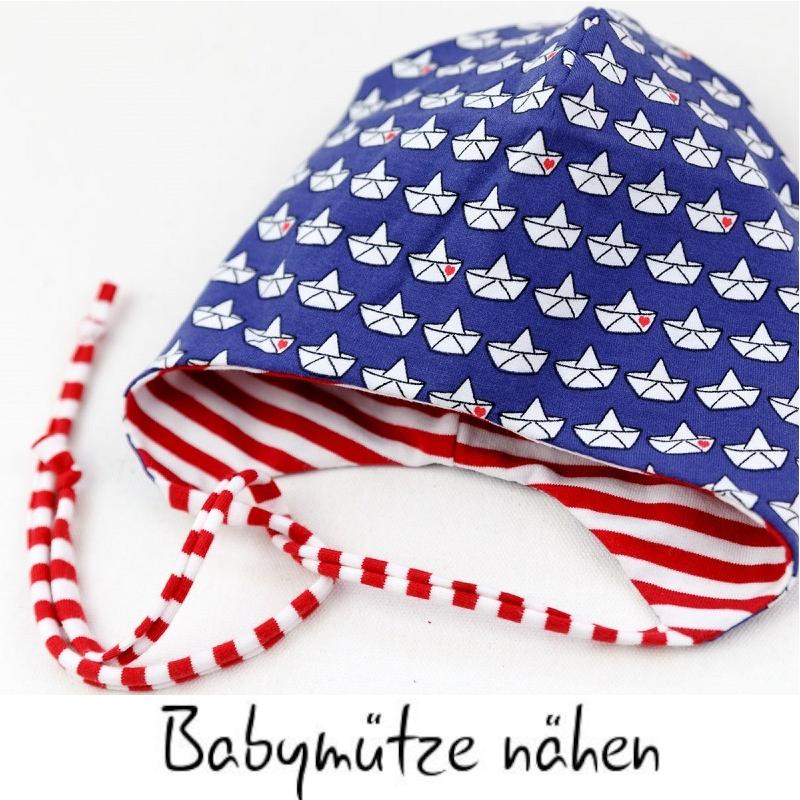 Photo of Sew baby hat | naehmaschine.de