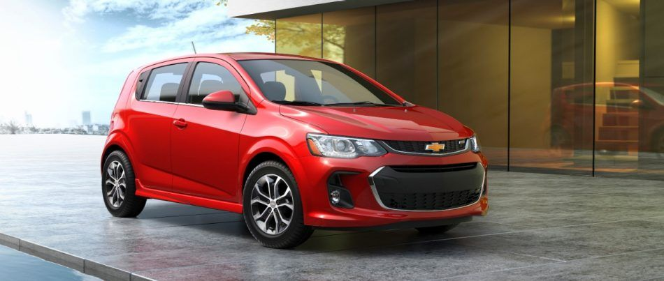 Chevrolet Introduces 2017 Sonic Chevy Sonic Chevrolet Sonic Chevrolet Sonic Hatchback