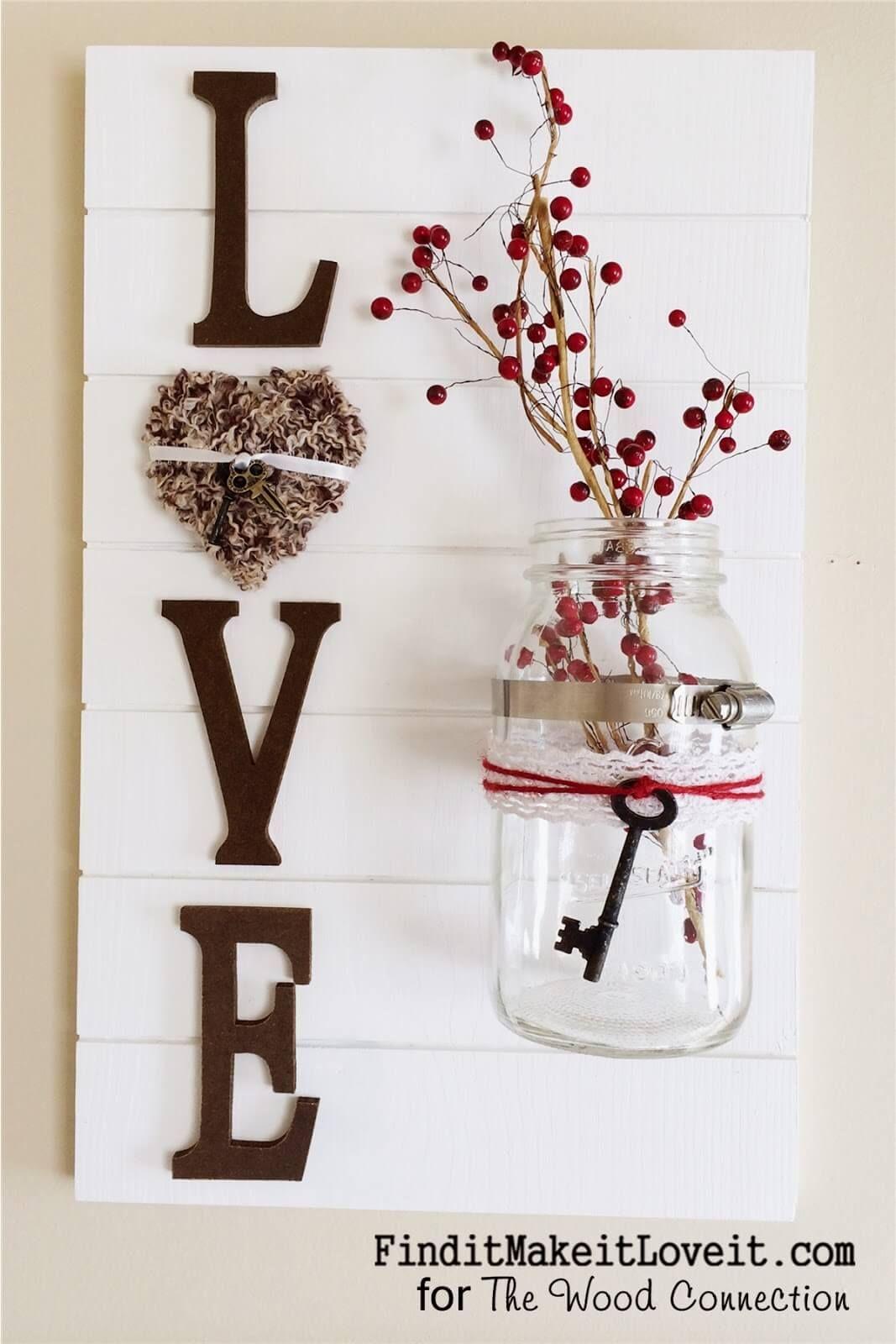 enchanting mason jar wall decor ideas to brighten your walls