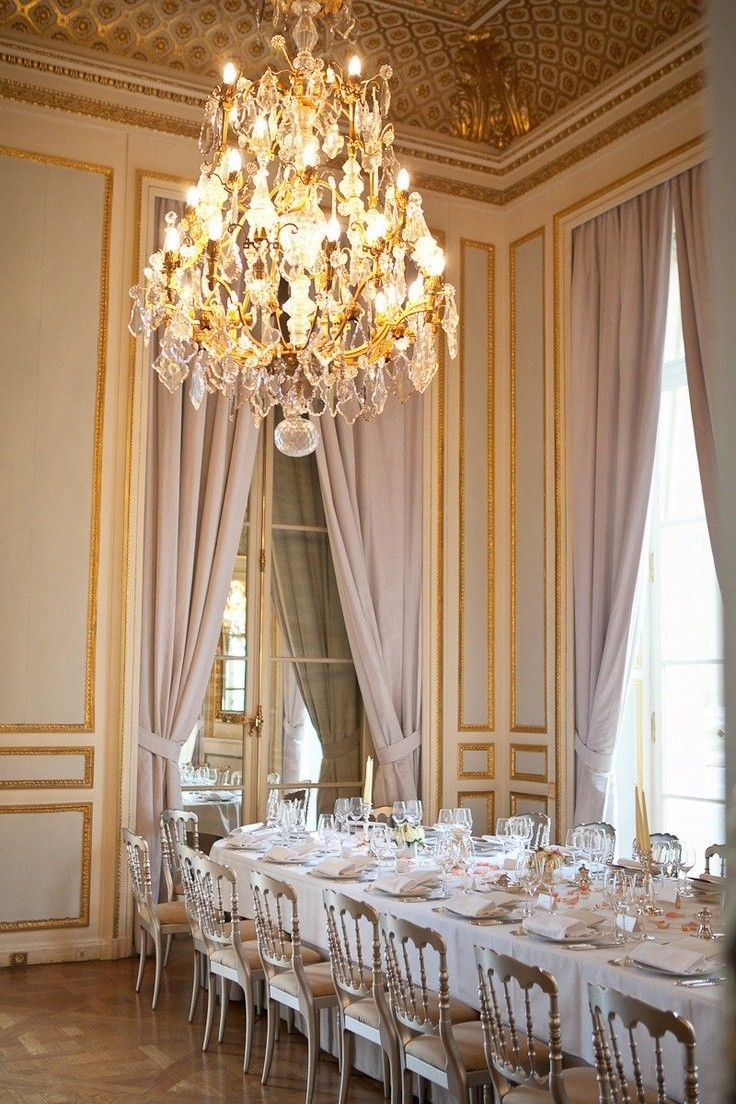Ресторан для торжества   Парижская свадьба, Свадьба ...