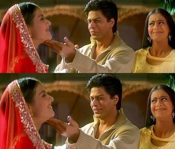 kabhi kushi kabhi gham shahrukh khan movie pinterest