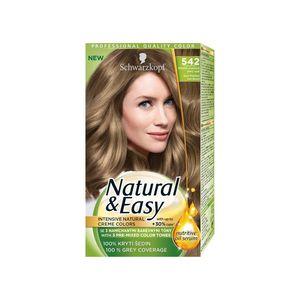 Schwarzkopf Natural   Easy 542 Opal Medium Ash Blonde Hair Color ... 0f8dfbc2af