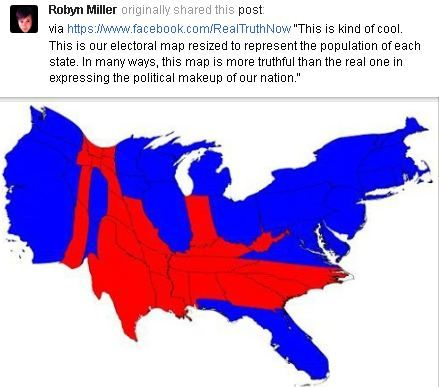 Great Picture While I Dont Feel Kind Conservatism Is A Bad Thing - Us political map red blue