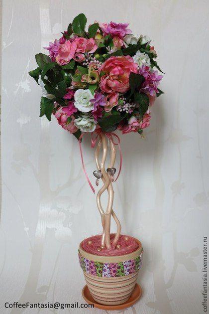 Где купить топиарии искусственные цветы доставка цветов на дом санкт-петербург недорого