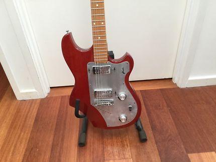 Maton Wildcat Negotiable Hawthorn East Boroondara Area Preview Electric Guitar Guitar Guitar Amp