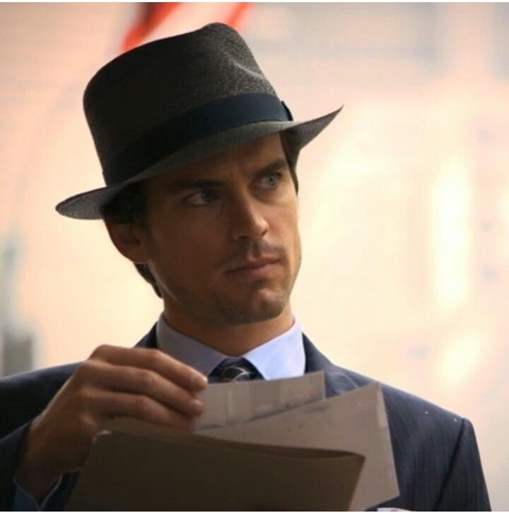 . Just LOVE the hat!! Always will!!   White Collar / Show ...