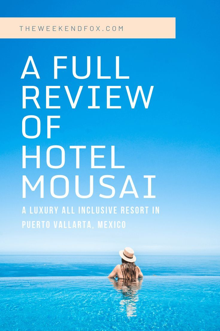 A Full Review Of Hotel Mousai In Puerto Vallarta, Mexico