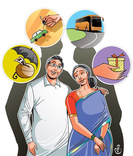 With this section, Eenadu struck Gold. There are millions of readers for this segment and is a huge hit. It includes all the tips of wealth investment, retirement plans, Government Economic policies and Government financial policies, Tax Saving Tips, etc.,. It also provides guidance to beat inflation