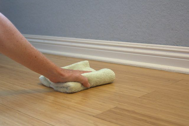 How To Clean Bamboo Floors With Pictures Ehow