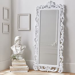 Decorative Mirrors, Floor Mirrors & Full Length Mirrors | PBteen ...