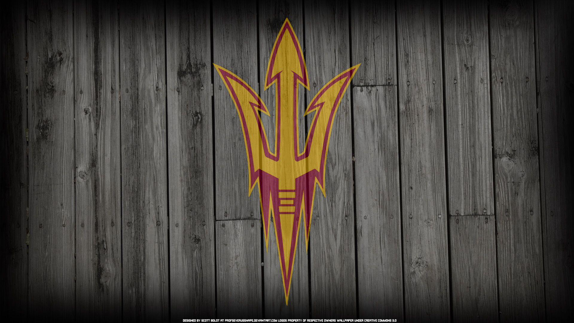 Asu Football Wallpaper: Arizona State University Sun Devils