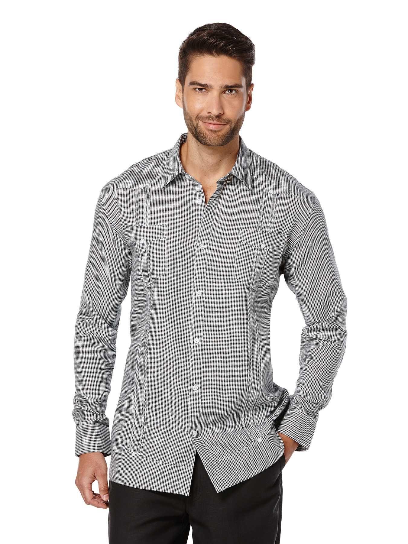 08d7afd7ce7 Cubavera Long Sleeve Mens Shirts