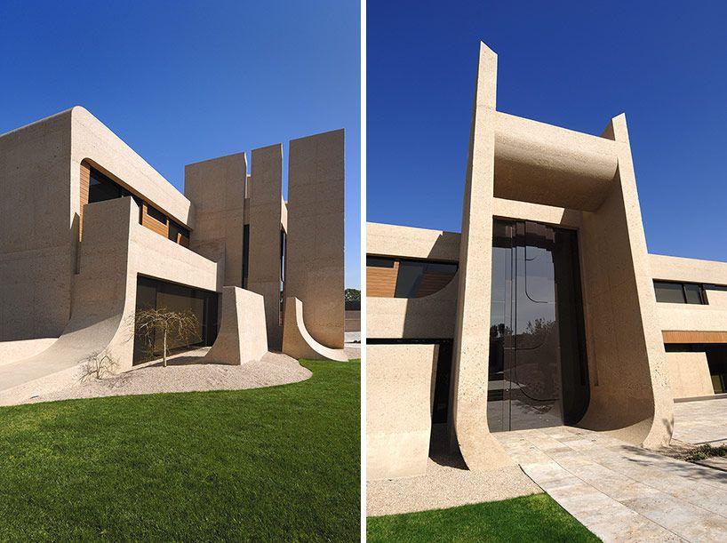 A Cero Architects Renovates The Mocha House In Madrid