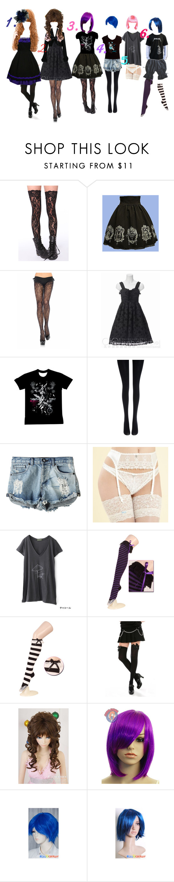 """""""Daily outfits"""" by caaandy ❤ liked on Polyvore featuring Leg Avenue, Fogal, OneTeaspoon, J by Jasper Conran, nette' Leather Goods and Bodyline"""