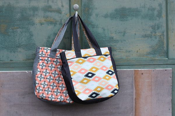 Representing Columbus, April Rhodes ARIZONA fabric. Can't wait to get my hands on some of this stuff!