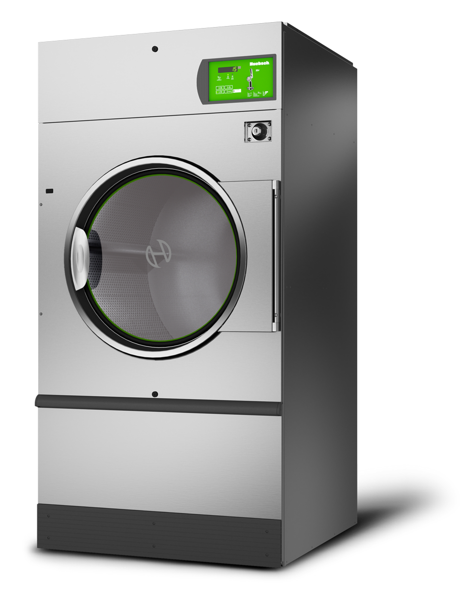 Huebsch Laundry Systems A Smarter Way To Run Your Laundromat In