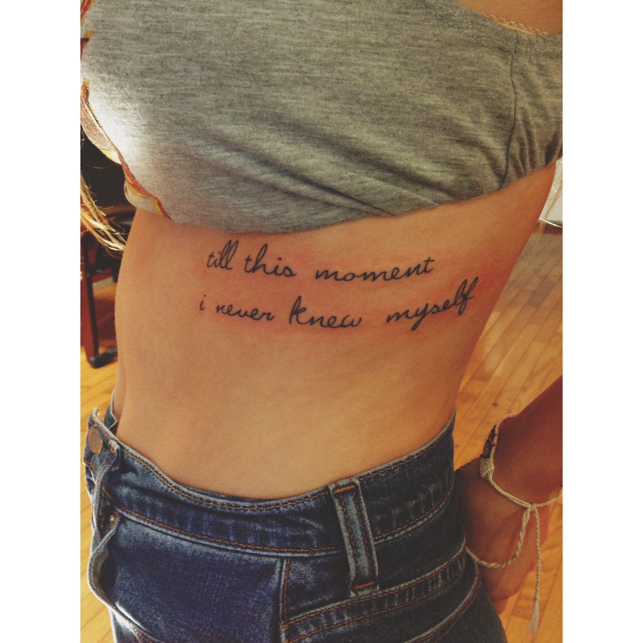 my newest tattoo pride