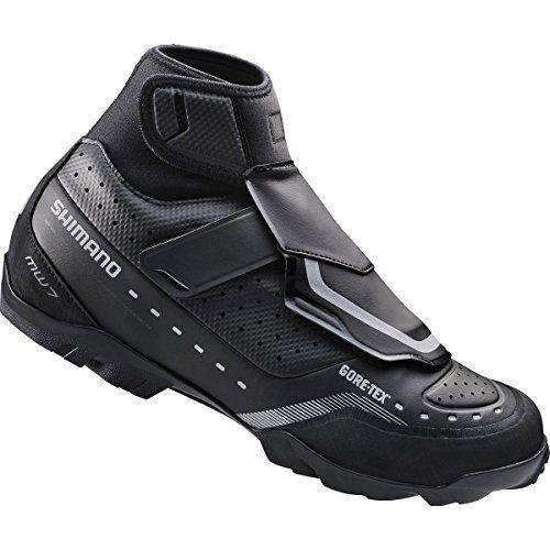 Shimano Shmw7 Trail Enduro Shoe Mens Mountain Bike 40 Eu Black