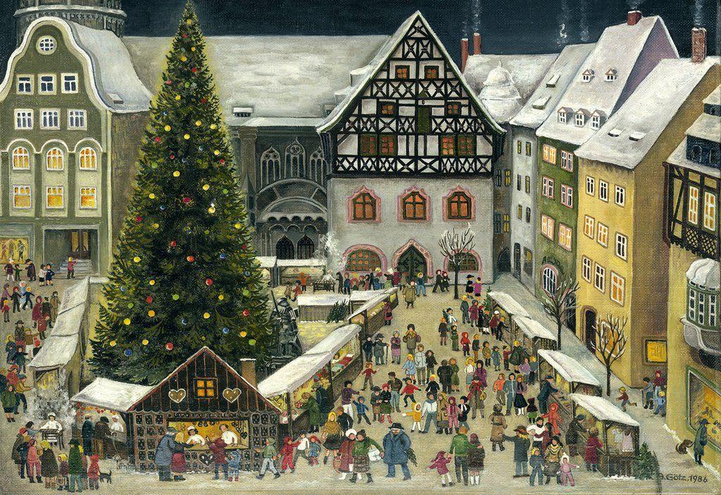 Картинки с немецкими рождеством покрытия