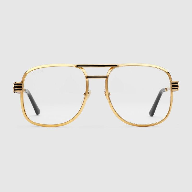 c1f829a38f5 Shop the Gucci-Dapper Dan glasses by Gucci. Introducing the Gucci-Dapper Dan