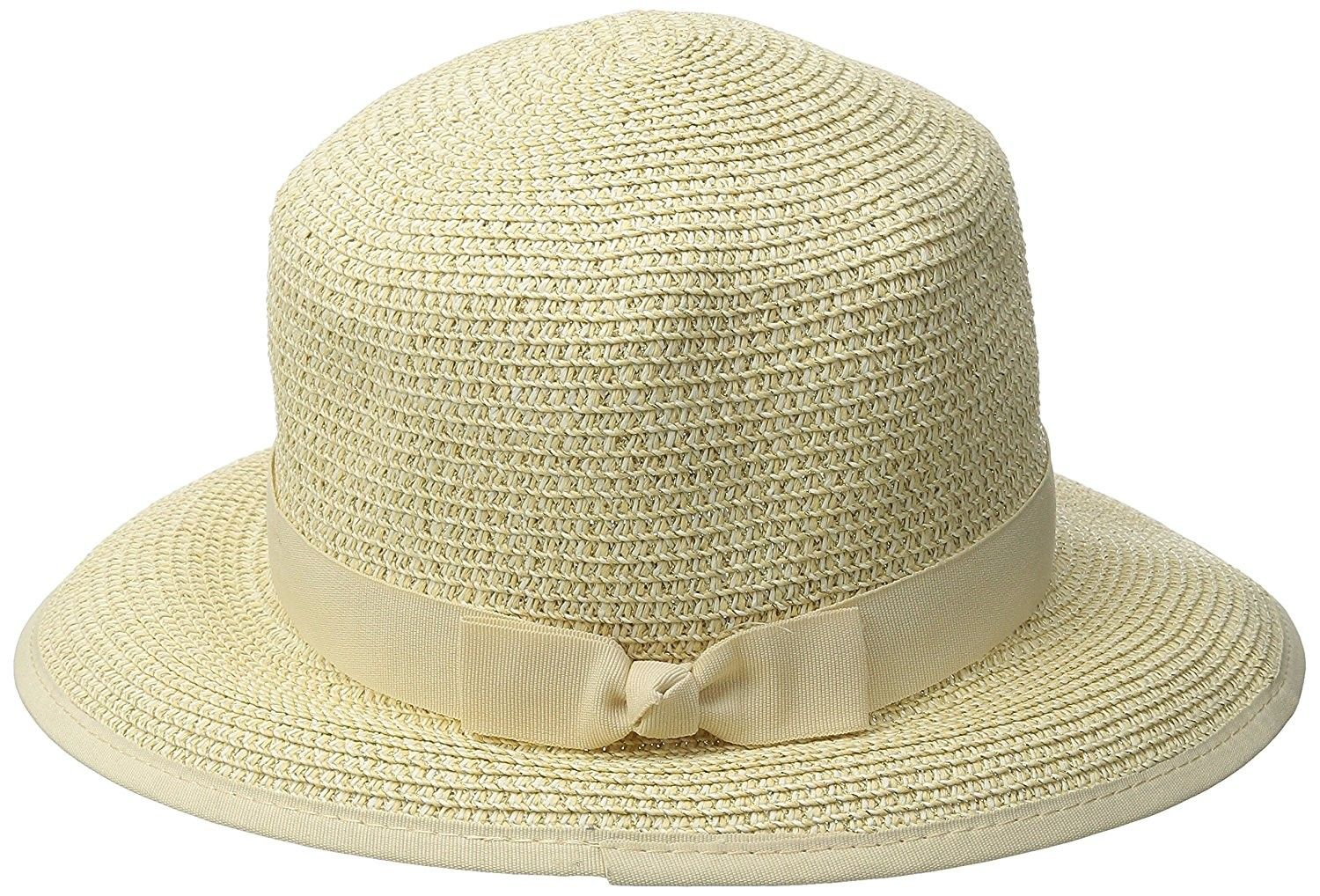 35a30796e360f Women s Pitch Perfect Straw Sun Hat- Rated UPF 50+ For Max Sun Protection -